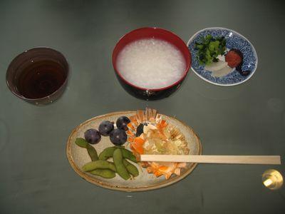 第81回 朝粥食べて、おシャベリ会(7)