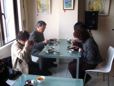 第15回 朝粥食べて、おシャベリ会(3)