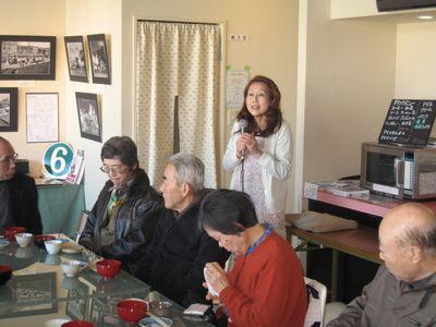第84回 朝粥食べて、おシャベリ会(7)