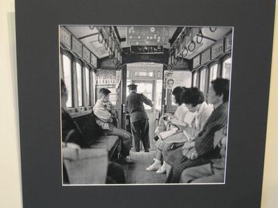 京都を走った市電・蒸気機関車 廣庭基介・福田静二◆二人展(13)
