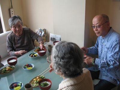 第89回 朝粥食べて、おシャベリ会(8)