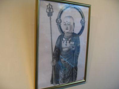 アートPIKASO個展 シャープペンシルだけで描く 仏の世界(9)