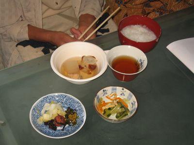 第93回 朝粥食べて、おシャベリ会(5)