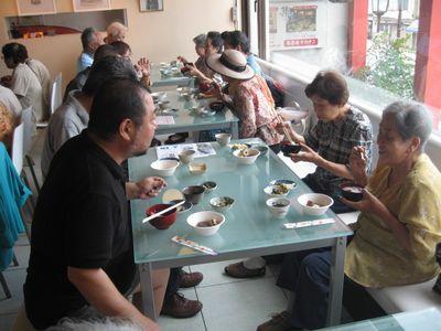 第93回 朝粥食べて、おシャベリ会(6)