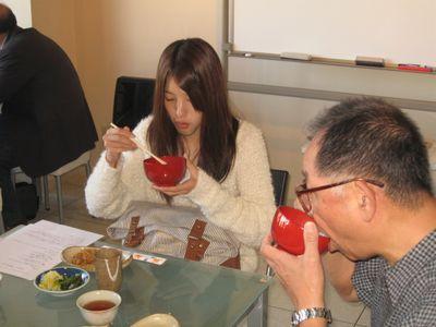 第94回 朝粥食べて、おシャベリ会(9)