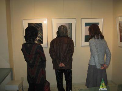 奥村やよい写真展 Daybreak(4)