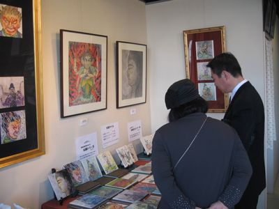 酒井太樹絵画展 TAIKI SAKAI ART SHOW(5)