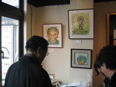 酒井太樹絵画展 TAIKI SAKAI ART SHOW(9)