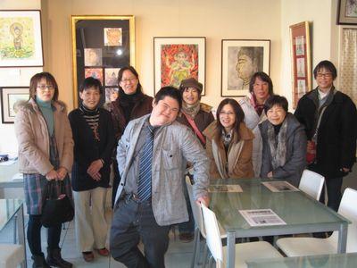 酒井太樹絵画展 TAIKI SAKAI ART SHOW(12)