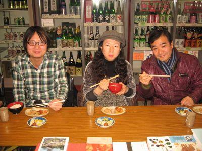 第97回 朝粥食べて、おシャベリ会(6)