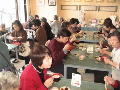 第98回 朝粥食べて、おシャベリ会(4)
