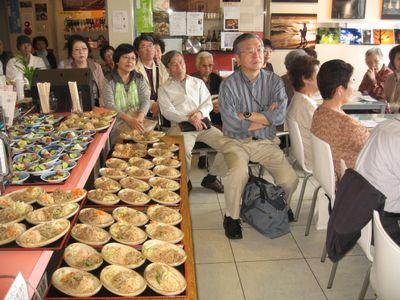 第101回 朝粥食べて、おシャベリ会(2)