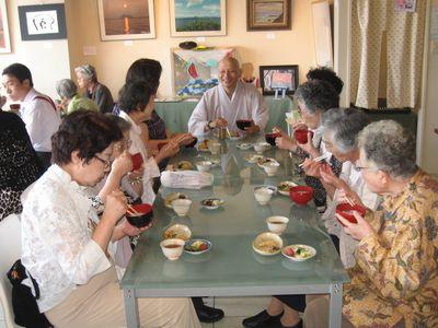 第102回 朝粥食べて、おシャベリ会(4)