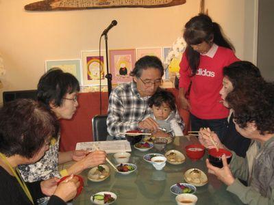 第106回 朝粥食べて、おシャベリ会(5)