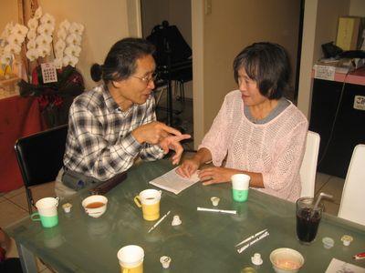 第106回 朝粥食べて、おシャベリ会(6)