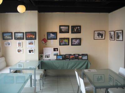 アーティストたちによる合同写真展(2)