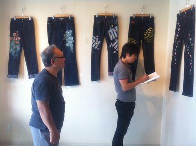 宮田昌幸のちょっと道草なTシャツとジーンズ展(5)