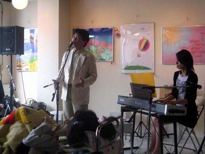 絵と音楽とお話と素敵な出会い(4)