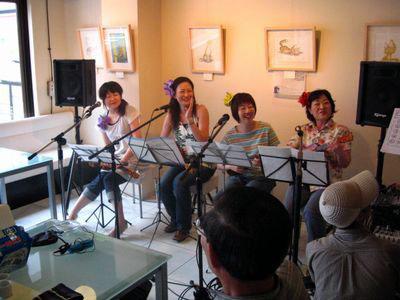 ウクレレ&ギター教室 発表会(12)
